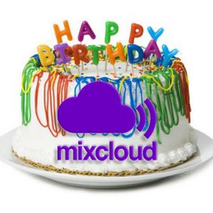 Retropolis: MixCloud Happy First Birthday!