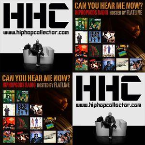 HipHopGods Radio - Episode 34