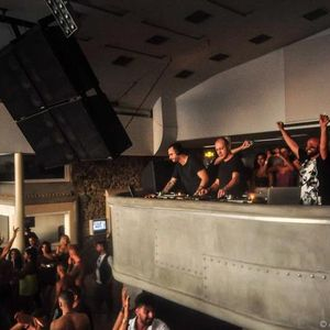 Stathis Lazarides-Warm up for Marco Carola&Loco Dice-Live from Cavo Paradiso-16/08/12