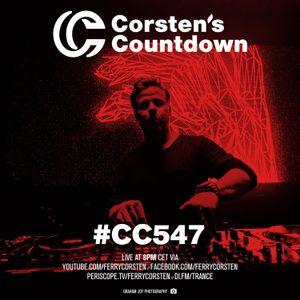 Corsten's Countdown 547