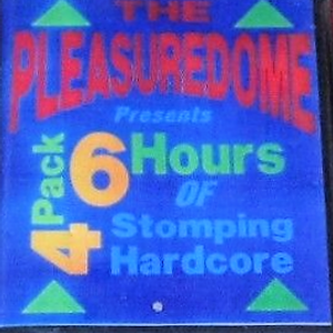 Tape 2 A-Dj Sy-Pleasuredome 6 Hours Of Stomping Hardcore (Blue Pack) 1994