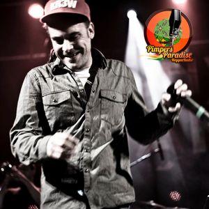 Pimpers Paradise Reggae Radio Prog.83 & ITAL ERIK
