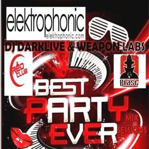DJ DARKLIVE PRESENT - ELEKTROPHONIC REDCLUB SESSION LIVE