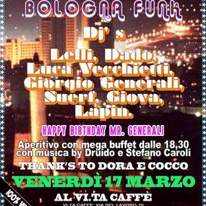 DJ Suerf - Vita Caffè - Marzo 2017 - Extended