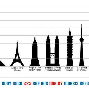 The Body Rock Rap Rnb 1 mix by Morris Bafu
