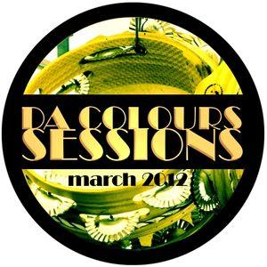 ALBERT APONTE / DA COLOURS SESSIONS (March 2012)