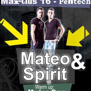 Mateo & Spirit - Live @ Inferno Café & Pub Kazincbarcika 2012.03.16.