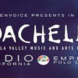 Wolfgang Gartner - Live @ Coachella Festival 2013, California (14.04.2013)