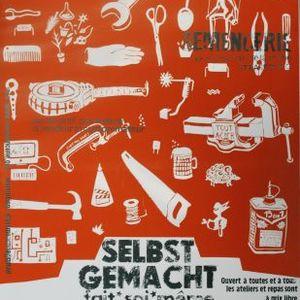 interview de Otto Von Rhinau du labon son  SUUB  @ Selbs gemacht à la Semencerie 2011 10 02