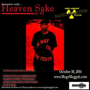 021-An Interview with Heaven Sake (2008)