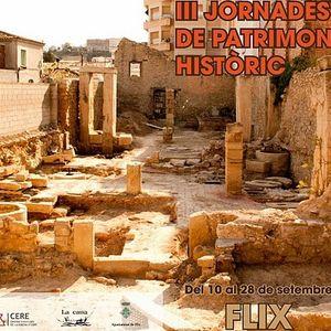 III Jornades de Patrimoni Històric