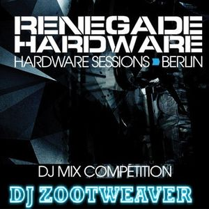 Renegade Hardware Sessions Berlin - DJ Mix Competition - DJ ZootWeaver
