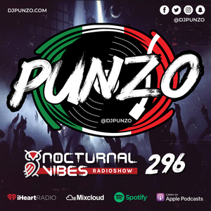 Nocturnal Vibes #296 - Mixed by DJ Punzo