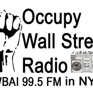 Occupy Wall street Radio 12.14.2012