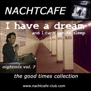 NACHTCAFE nightmix 7 (1996)  -  DJ Stefan v. Erckert