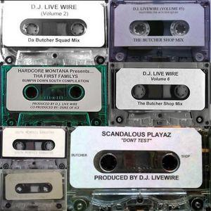 DJ Livewire productions