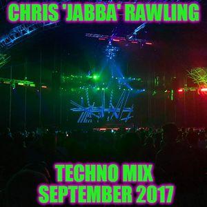 Techno Mix - September 2017
