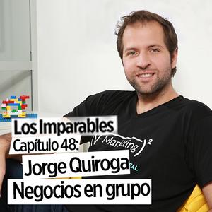Capítulo 048: Negocios en grupo con Jorge Quiroga