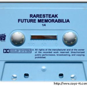 FUTURE MEMORABILIA:(tape1–side1) [1/4]