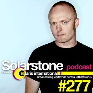 Solaris International Episode #277 with Solarstone