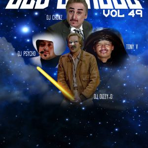 DJ Psycho aka Chef David Lopez - Old School Vol. 49 (Live)