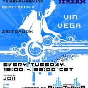 Vin Vega - La Terraza Radio Show (13.09.2011)