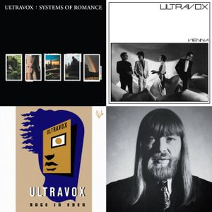 Ultravox - Conny Plank Productions 1978-1981 (2016 Compile