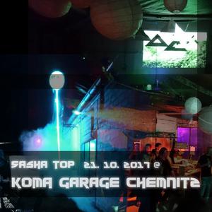 Sasha Top @ KOMA Garage Chemnitz 21.10.2017
