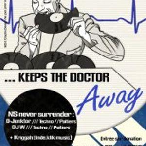 A Song a Day keeps the doctor away @ Tours Black Hawk 22 08 12 D-Jonktor Mix
