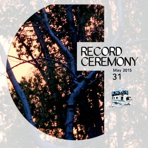 RECORD CEREMONY - Live on KNCE 93.5 Taos with Miles Bonny - ALL VINYL FM RADIO SHOW