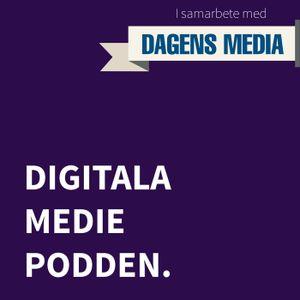 Digitala medie-podden #36 - Jul med Patrik Sandberg