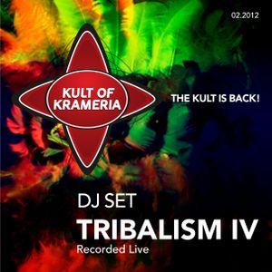 Tribalism IV By Kult of Krameria