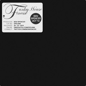 Funky House Finesse presents Ben Spencer (Hallowe'en Special)