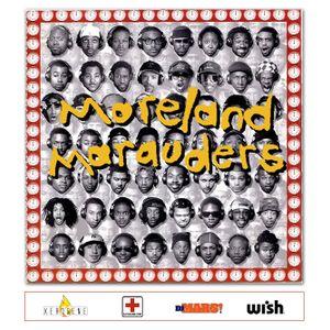 A TRIBE CALLED QUEST: MORELAND MARAUDERS MIXTAPE RMXD BY DJ MARS X TRAUMA X KEROSENE