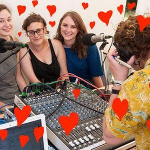 Love and radio around London Bridge