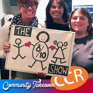 The 8 out of 10 Mums Show - #8outof10mums - 27/03/16 - Chelmsford Community Radio