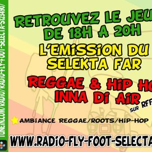 Podcast 13/12/2012 Reggae & HH Inna Di Air - Selekta FAR