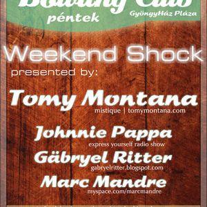 Marc Mandre, Gabryel Ritter - Bowling Club Live 20101001