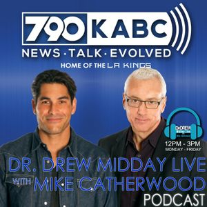 Dr. Drew Midday Live - 8/23/16 - 2PM