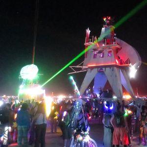 DJ Cor - Live on Airpusher, Burning Man 2014