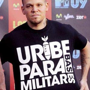 """BuenaVibra presenta sur 92.2 Radio Dijon Campus  """"Calle 13"""" & Tego Calderon"""
