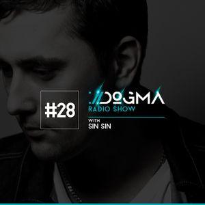 DOGMA Radio Show presents Sin Sin