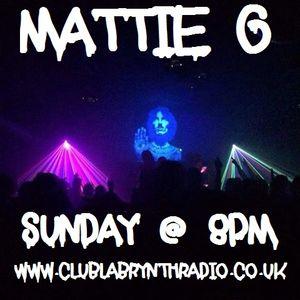 Club Labrynth Show 10th August 2014 Mattie G