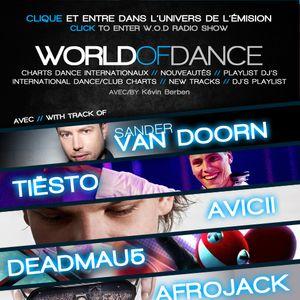 World Of Dance Radio Show 54th (by Kévin Berben) - Part 2