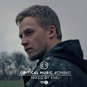 Enei (Critical Music, Fokuz Recordings) @ DNB60 - DJ Friction Radio Show, BBC Radio 1 (15.08.2017)