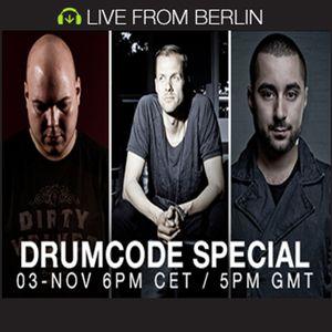 Alan Fitzpatrick, Joseph Capriati, Adam Beyer – Live at Beatport (Berlin Office) – 03.11.2012