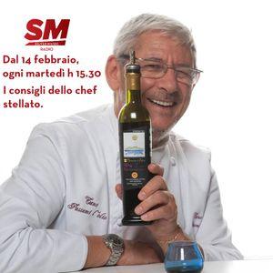 SMradio - in cucina con chef tano 14 Febbraio 2017
