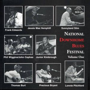 The National Downhome Blues Festival