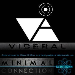 MINIMAL CONNECTION by VICERAL EPISODIO 005 - elektronaradio.com
