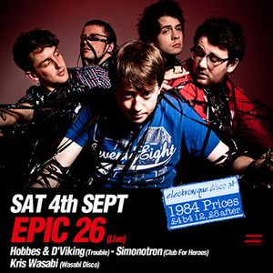 Devil Disco Club, Edinburgh (September '10)